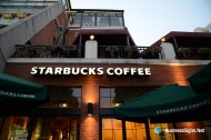 LED Front-lit Acrylic Signs For Starbucks