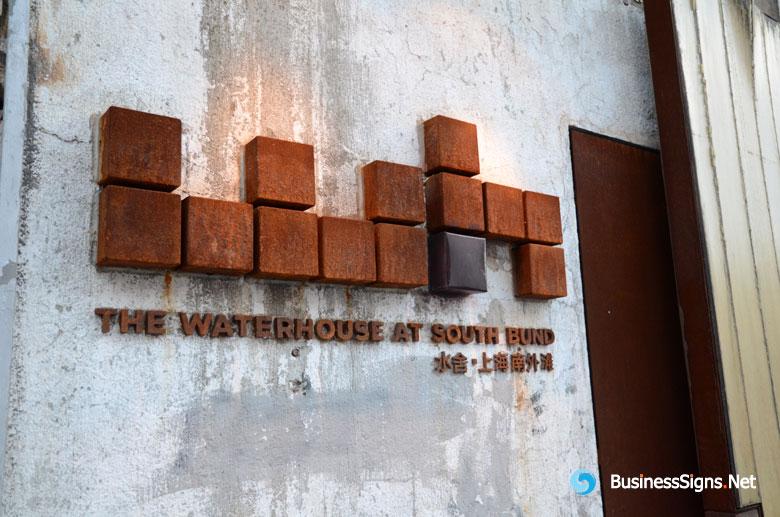Rust Bar Signs