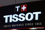 3D LED Whole-lit Signs For Tissot