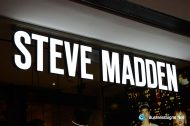 3D LED Front-lit Signs With Painted Stainless Steel Letter Shell For Steve Madden